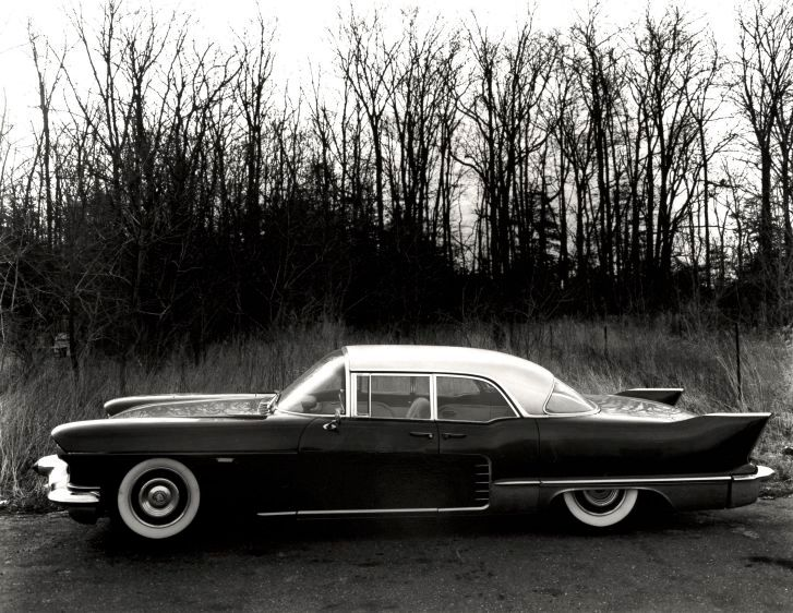 1957 Cadillac, Point PLeasant, NY, 1985