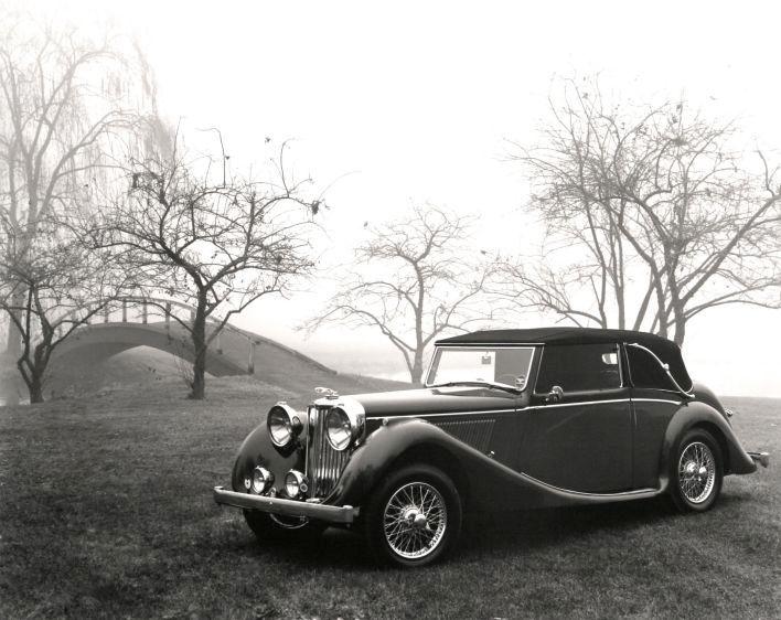 Drophead coupe (1935-1948)