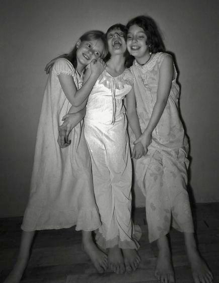 Slumber Party, Soho, New York, 1974