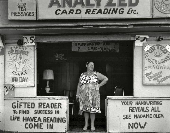 Coney Island, 1969