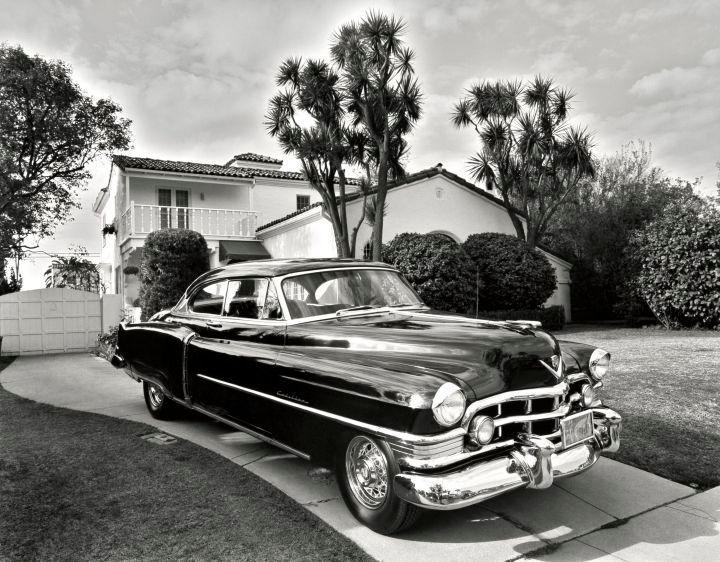 1950 Cadillac, Santa Monica, CA, 1985