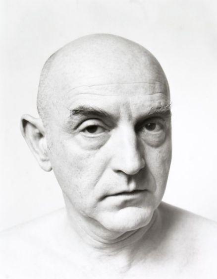 Duane Michaels, photographer, 1980