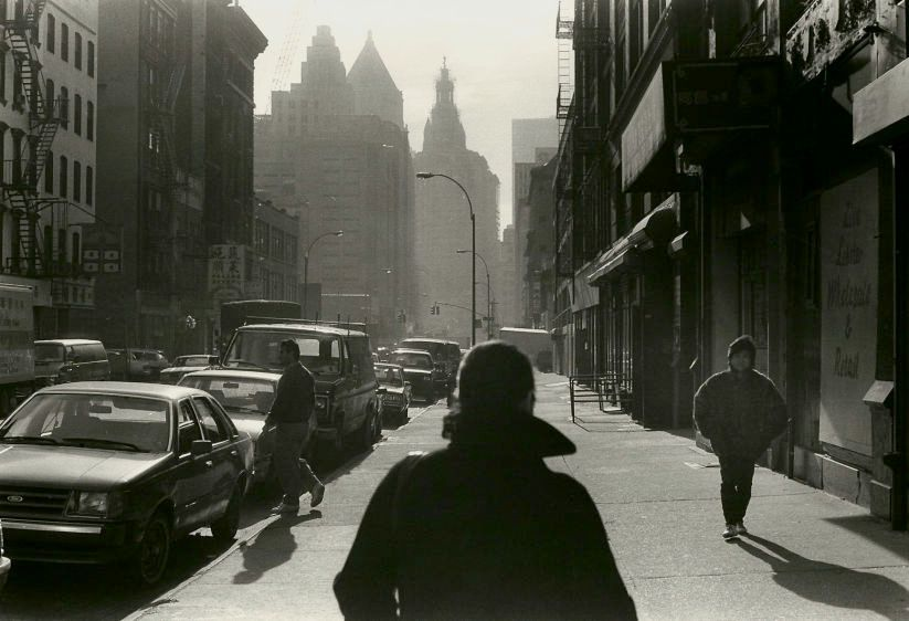 Soho, New York, 1988