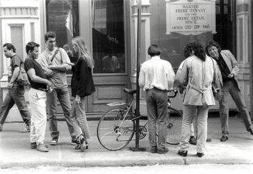 Soho, New York, 1990