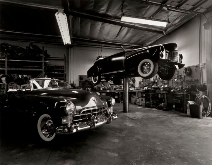 Cadilacs of the Forties, Sylmar, CA, 1985