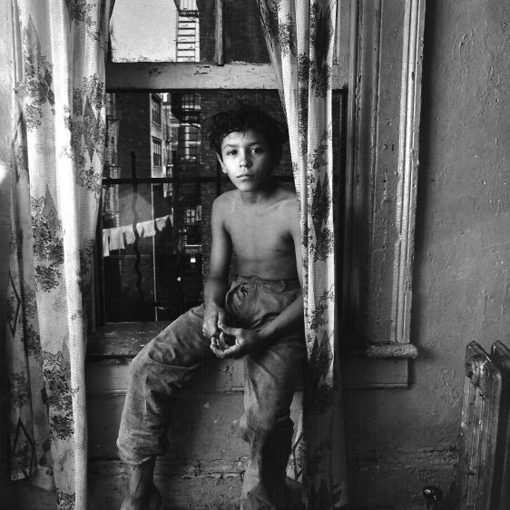 Lower East Side, New York, 1970