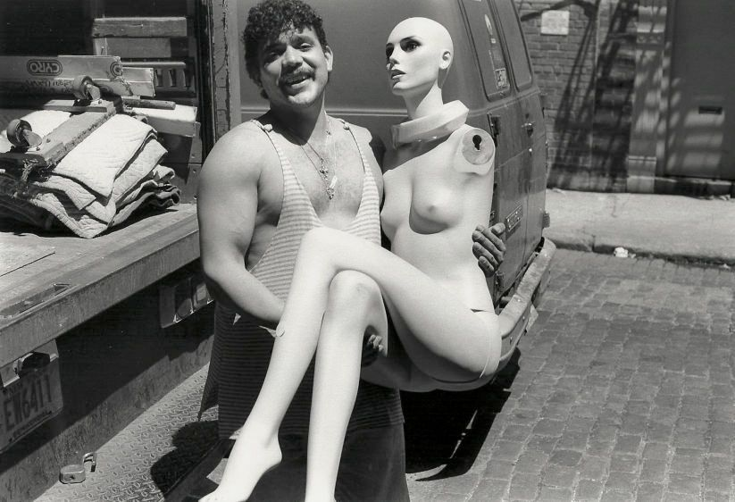 Lower East Side, New York, 1990