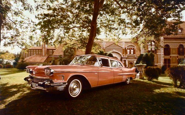 1958 Cadillac, Fleetwood, Newport, RI, 1982