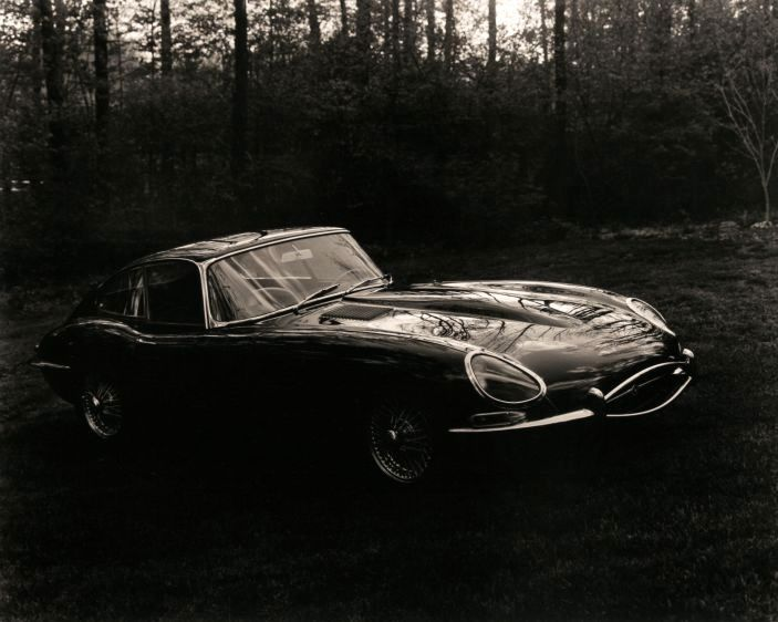 E-type (series 1) fixed head coupe (1961-1968)