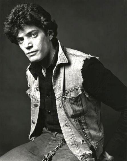 Robert Mapplethorpe, photographer, New York, 1979