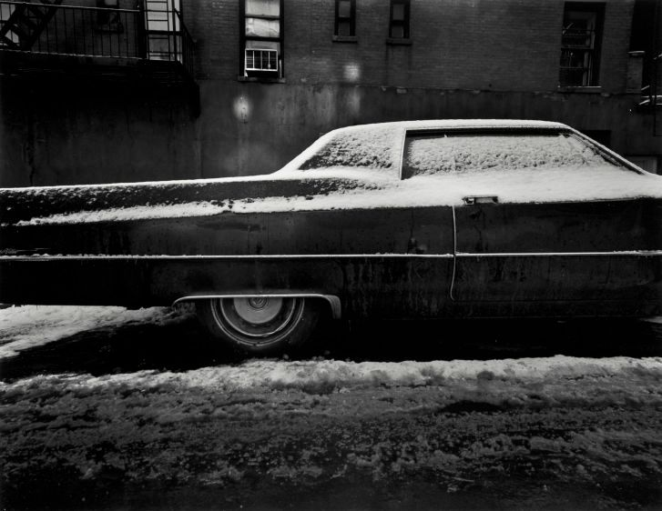 1967 Cadillac, New York City, 1973