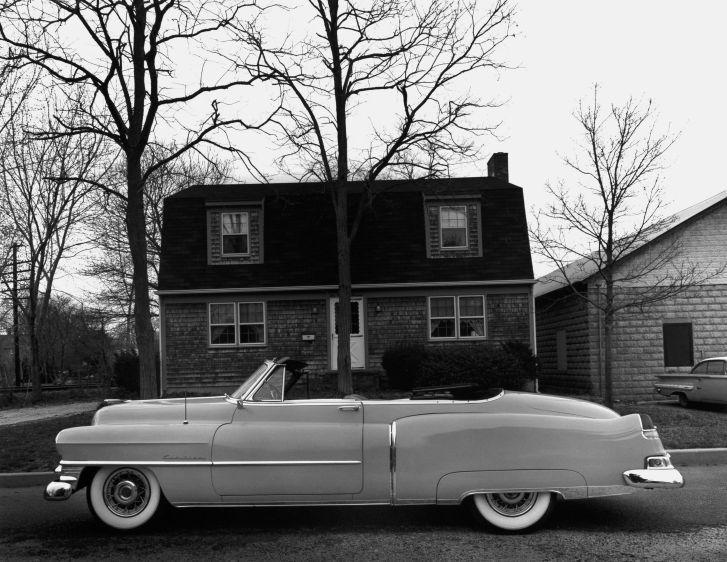1951 Cadillac, Manasquan, NJ, 1985