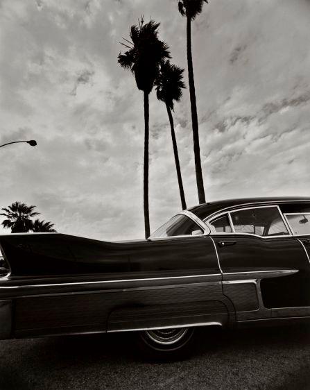 1958 Cadillac, Santa Monica, CA, 1977