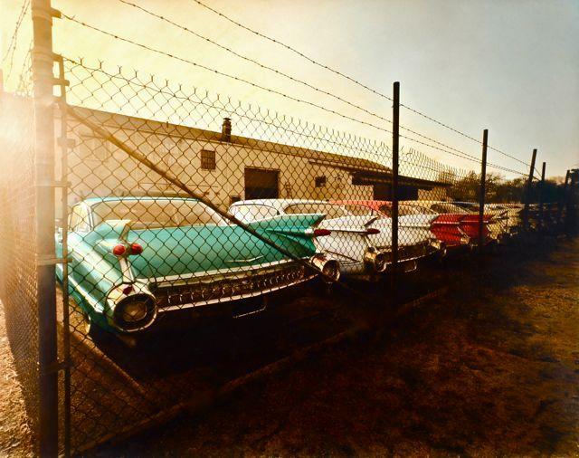 1959 Cadillacs, Long Island, NY, 1984