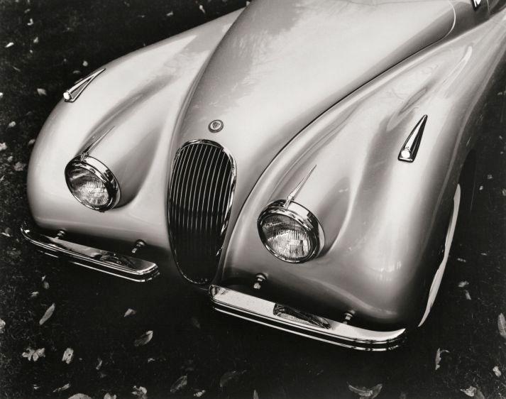 XK-120 fixed head coupe (1951-1954)