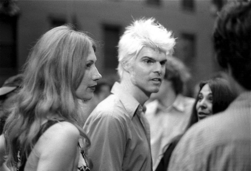Jarmusch, Soho, New York, 1999