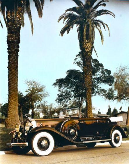 1930 Cadillac, Long Beach, CA, 1984