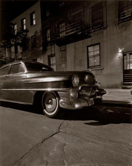 1953 Cadillac, New York City, 1974