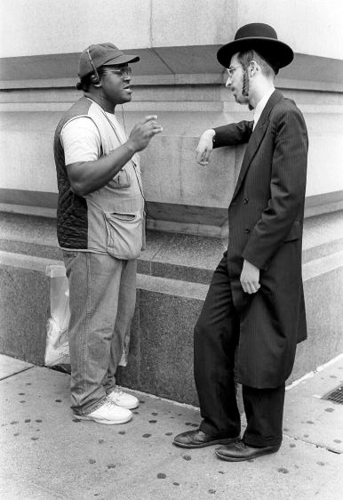 Park Avenue, New York, 1997