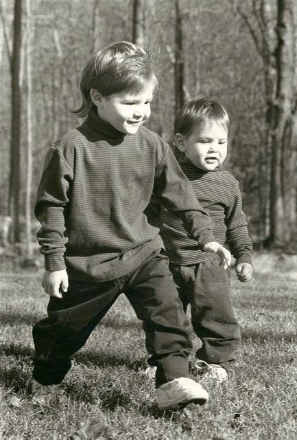 Eric & Mick, 1988.jpg