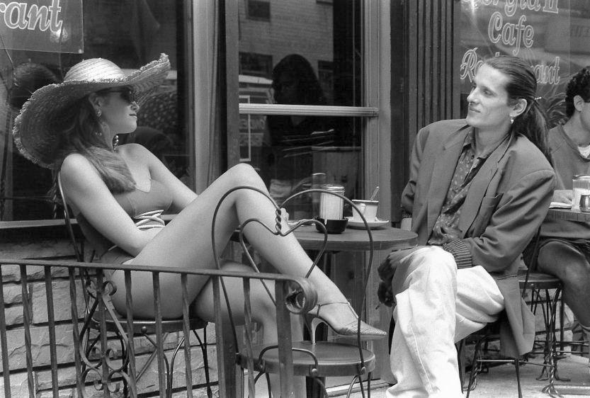 Soho, New York, 1987