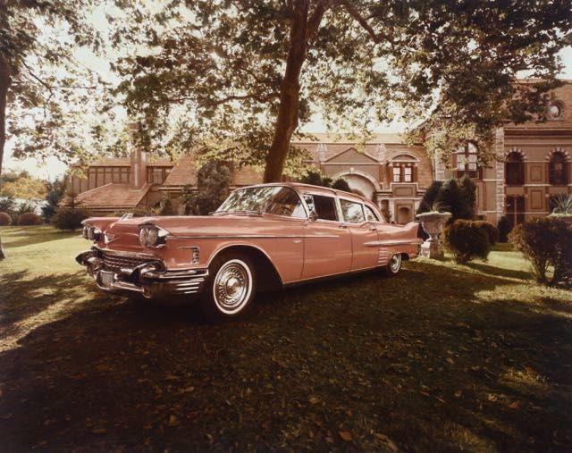 1958 Cadillac, Newport, RI, 1982.jpg
