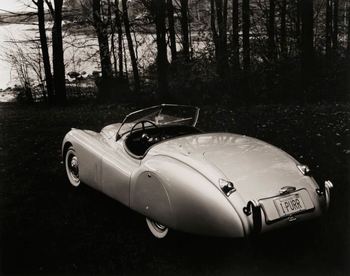 XK-120 open 2 seater (1948-1954)