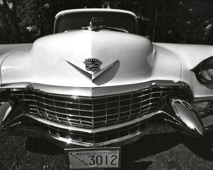 1955 Cadillac, Newport, RI, 1982