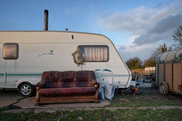 Jimmy's Caravan - Cashel Ireland
