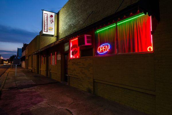 Messenger's Pool Hall - Clarksdale MS