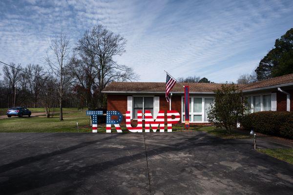 Trump House - Greenwood MS