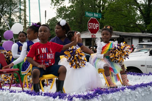 Parade Float - Frier's Town MS