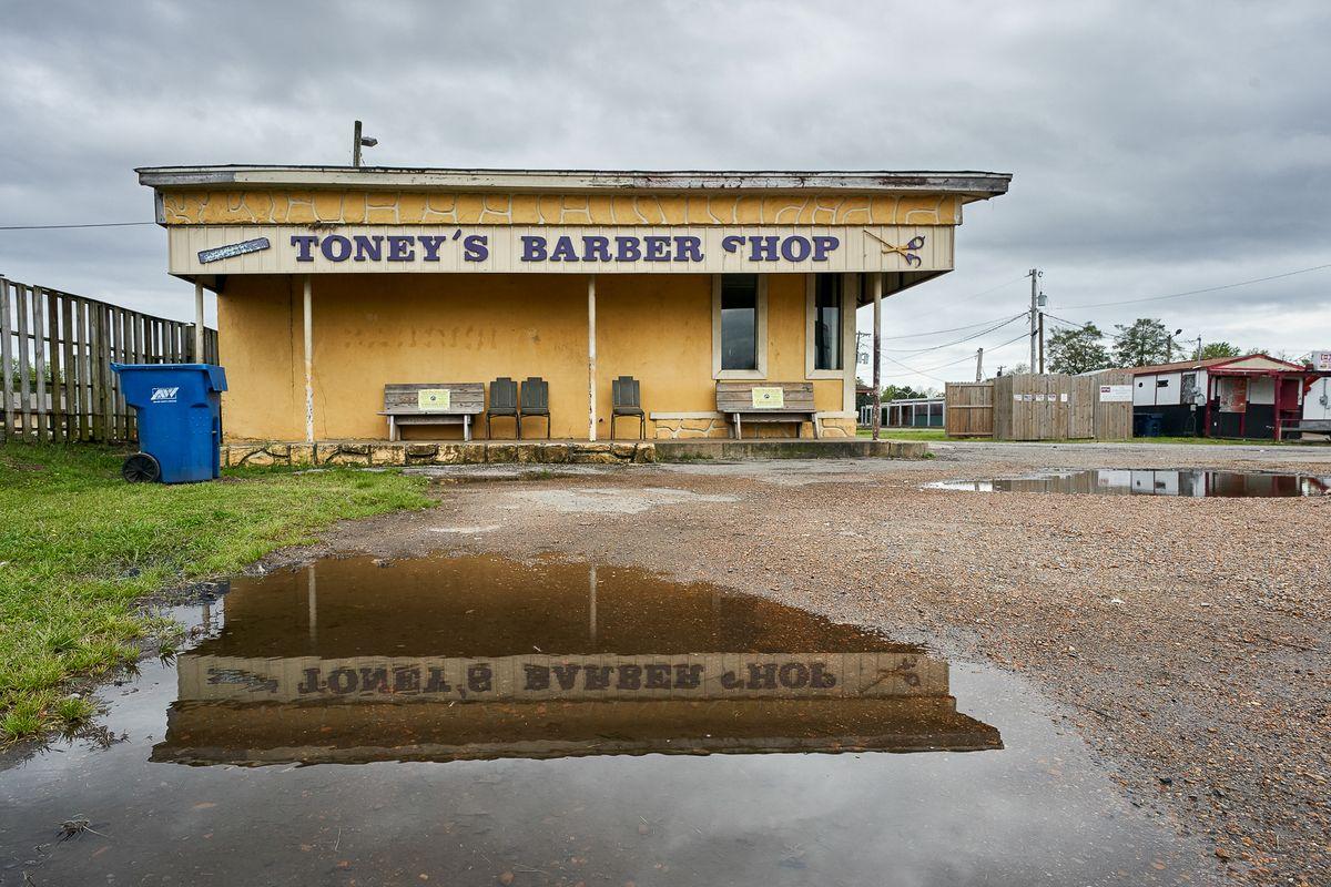 Toney's Barbar Shop - Clarksdale, Mississippi
