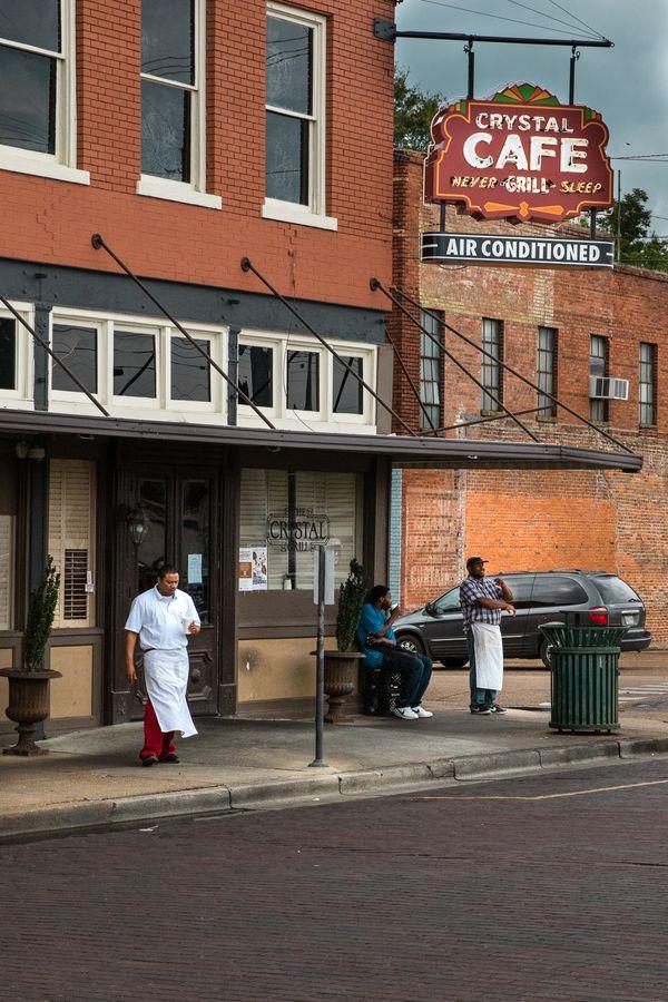 Crystal Cafe - Greenwood MS