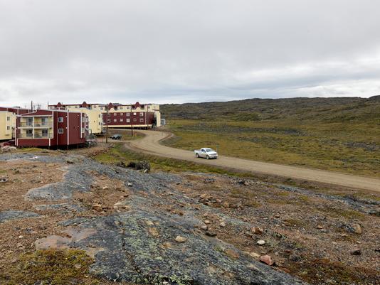 The Edge of Town, Iqaluit, Canada 2016