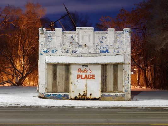 Duke's Place, Westside, Detroit 2017