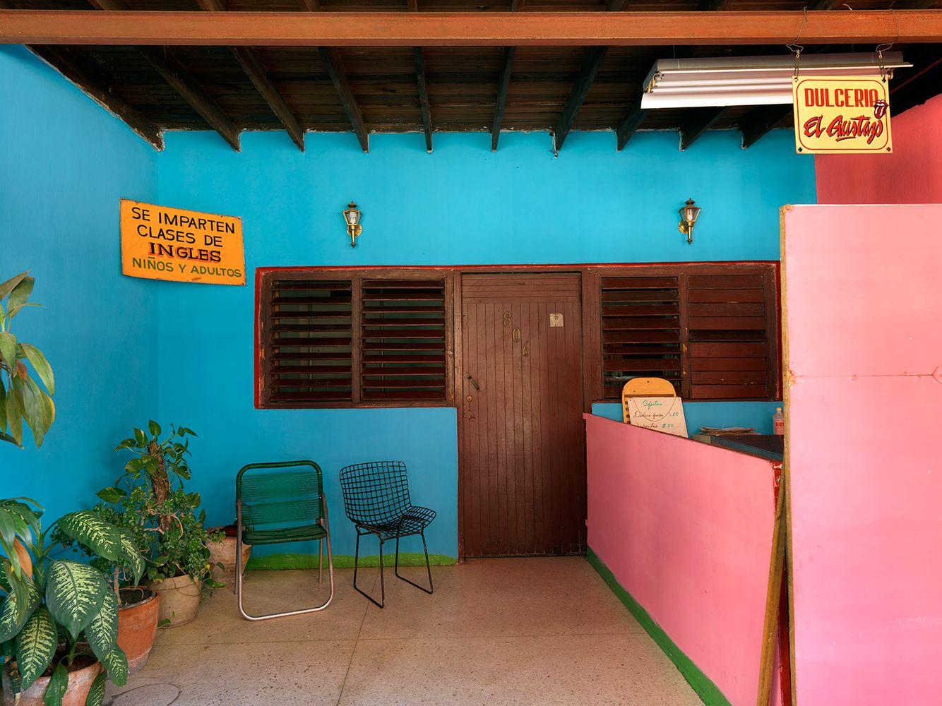 English Language Speaking Classes, Centro Havana, Cuba 2016