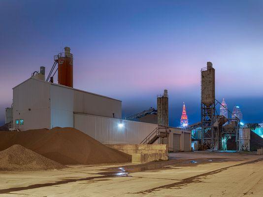Industrial Yard 4, Cleveland 2019