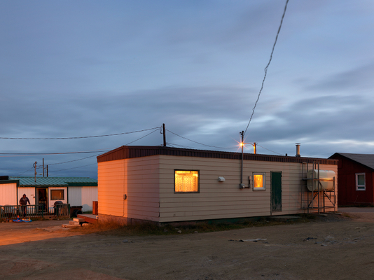 Housing for Cab Drivers, Iqaluit, Canada 2016