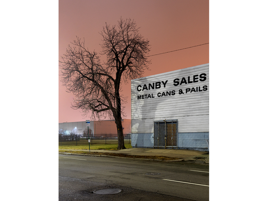 Canby Sales, Eastside, Detroit 2017