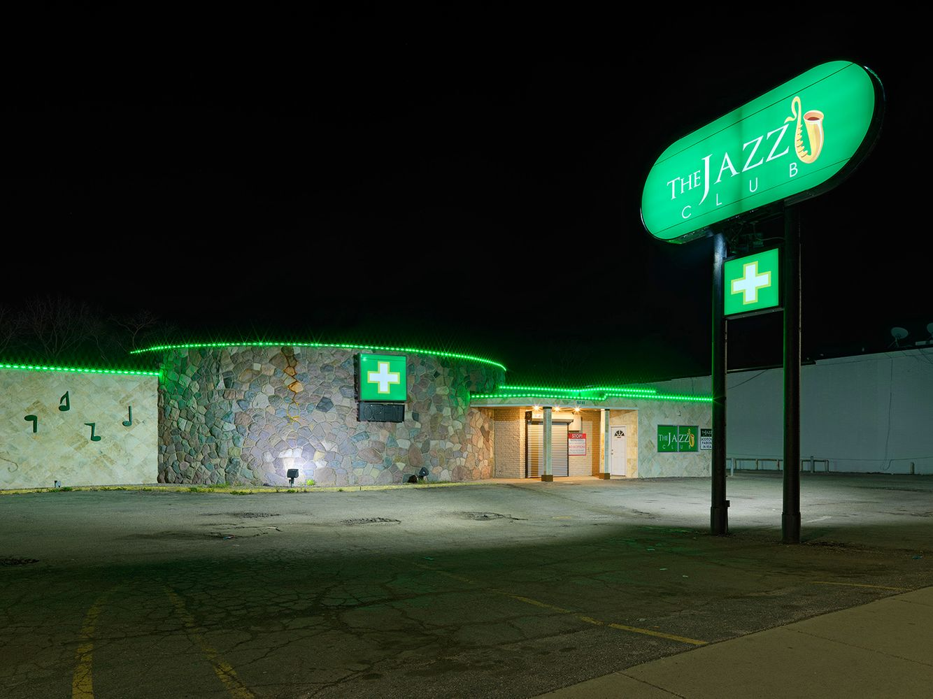 Medical Marijuana Dispensary #13, Westside, Detroit 2016