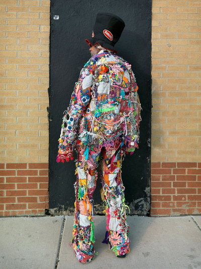 Mr. Rock and Roll, Woodward Ave, Detroit 2011