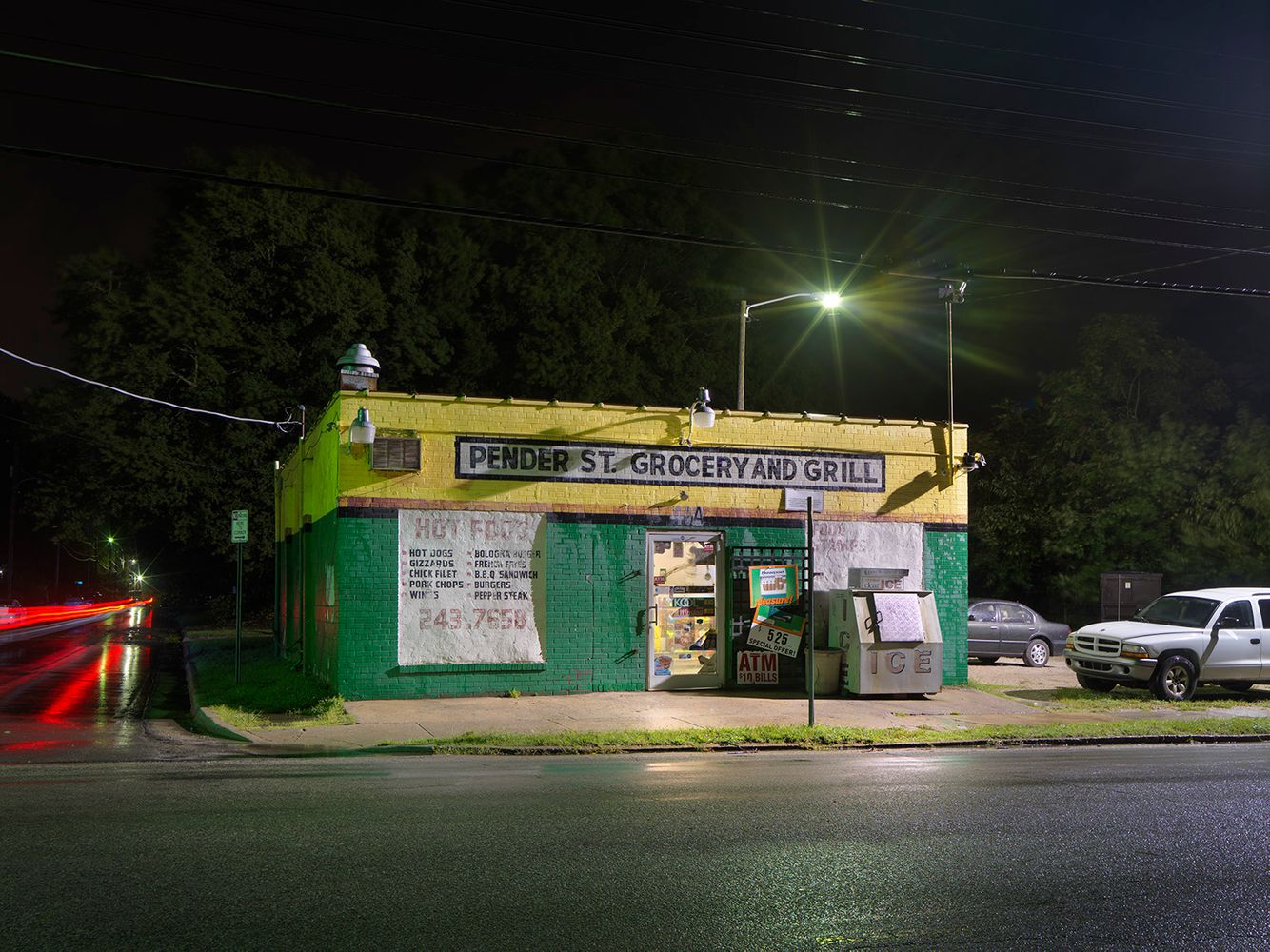 Pender St. Grocery & Grill, Wilson, NC 2018