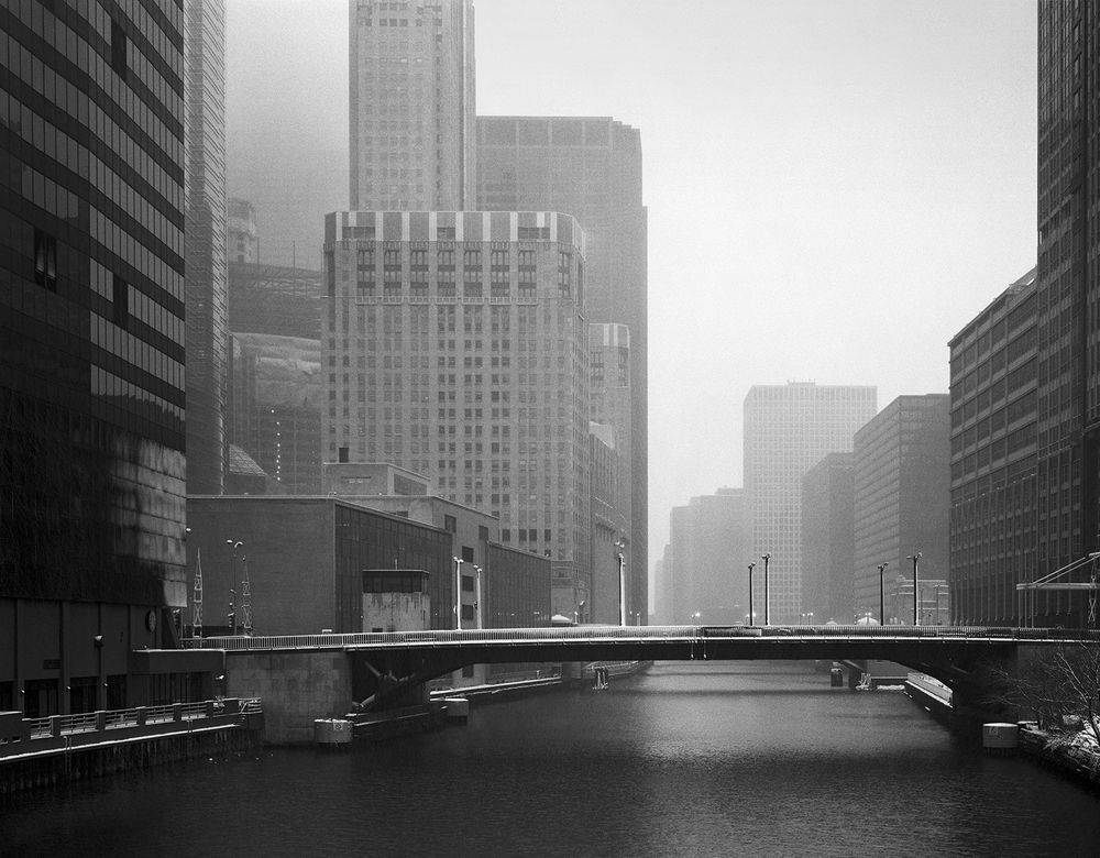 Randolph St. Bridge, Chicago 2003