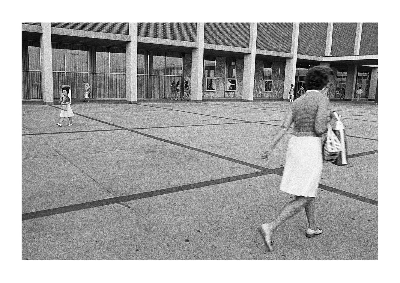 Opposites, Detroit (Northland Shopping Center) 1972