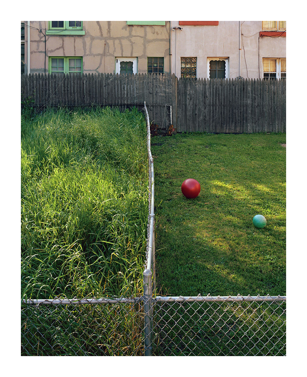 Two Yards, Marktown, East Chicago, IN 2003