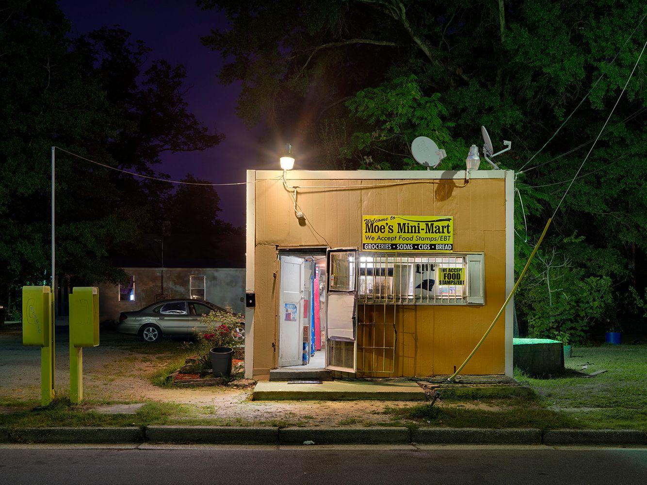 Moe's Mini-Mart, Wilson, NC 2018