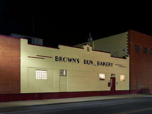 Brown's Bun Bakery, Westside, Detroit 2018
