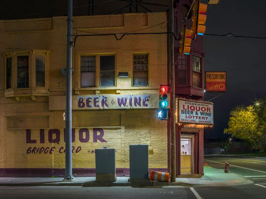 Mack & MtElliot Liquor, Eastside, Detroit 2018