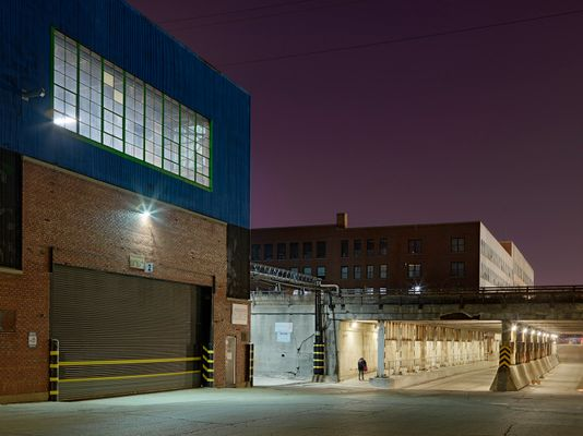 Warehouse, Film District, Southwest Side, Chicago 2018